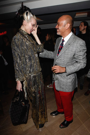 Christian Louboutin Afterparty London 2012 - The Ivy Club