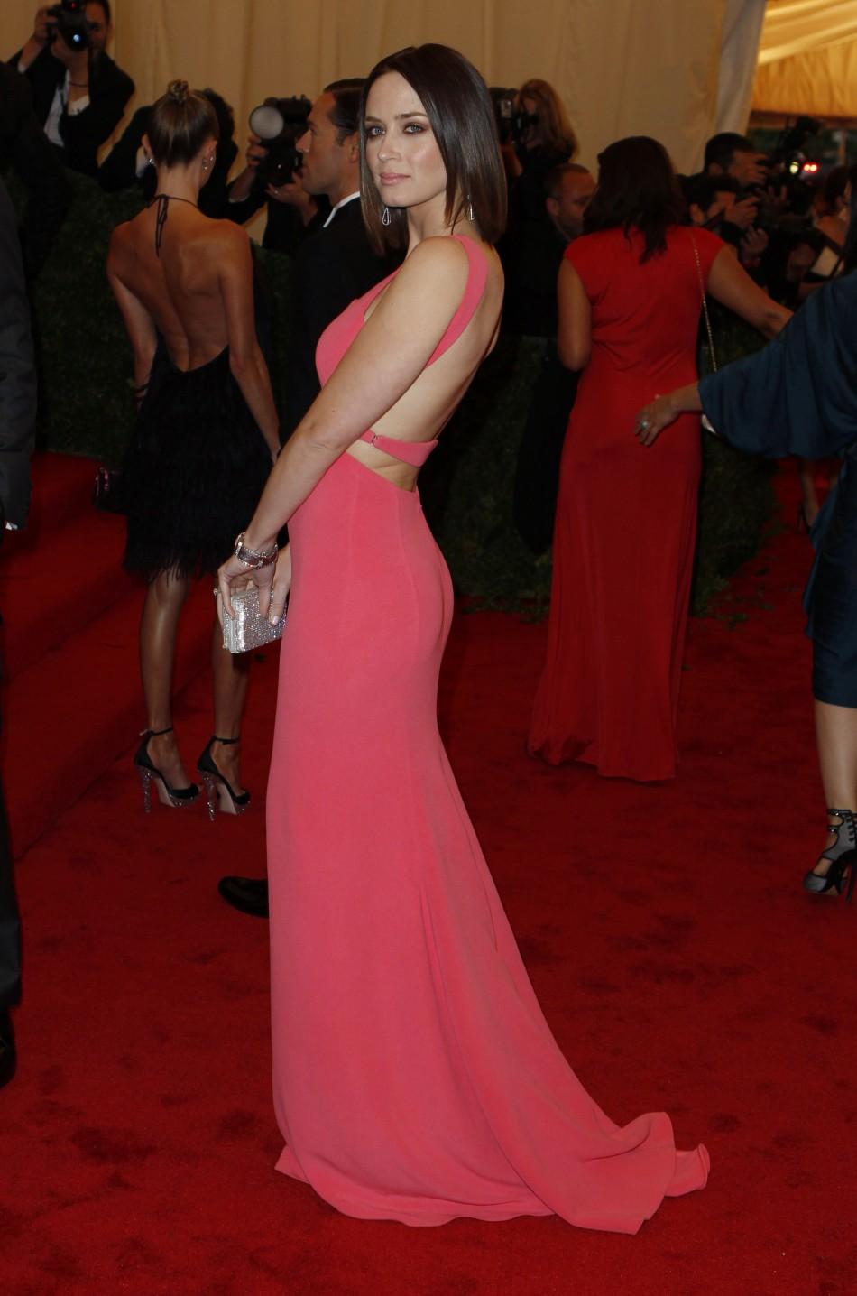 Emily Blunt - 2012 Met Gala