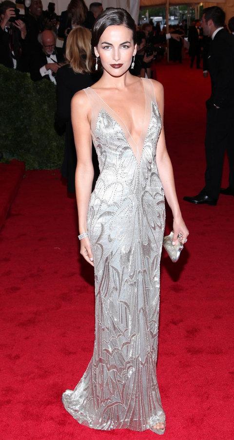 Camilla Belle - 2012 Met Gala