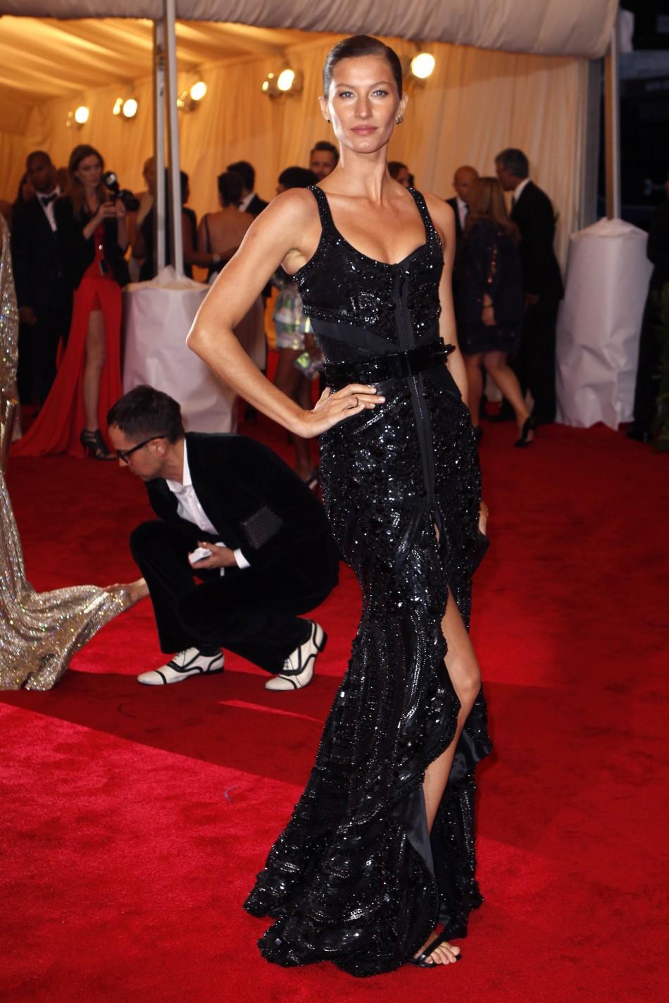 2012 Met Gala Red Carpet Best Amp Worst Dresses The