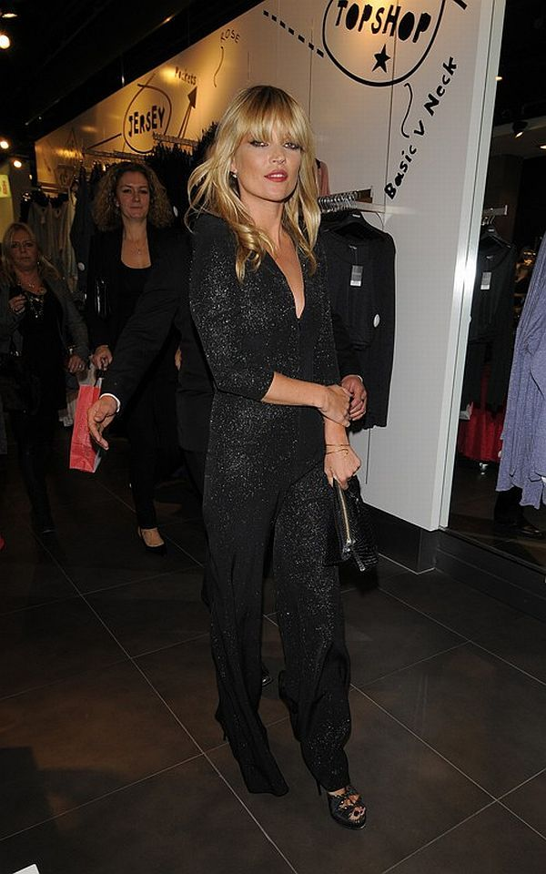 Kate Moss Style Icon