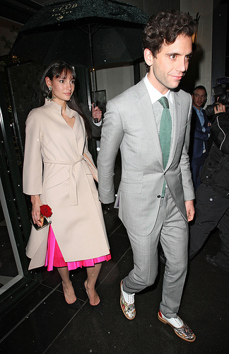Mika - Christian Louboutin Afterparty London 2012 - The Ivy Club