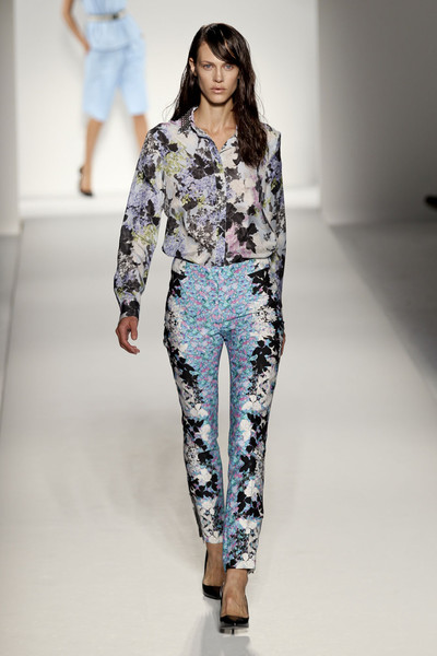 Sportmax Spring 2012 - Statement Trousers
