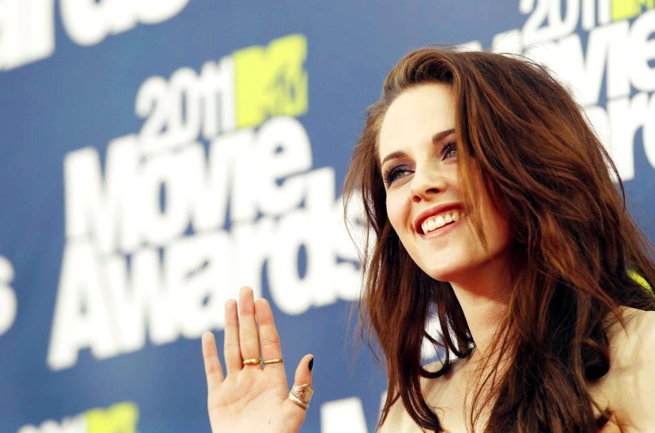Download this Kristen Stewart The Mtv Movie Awards picture