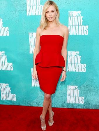 Charlize Theron - 2012 MTV Movie Awards