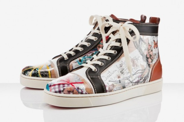 Christian Louboutin 2012 Spring Summer Sneakers