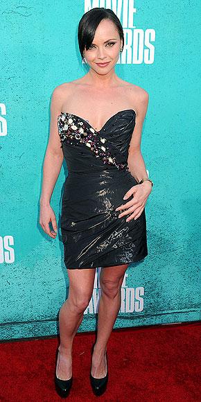 Christina Ricci - 2012 MTV Movie Awards
