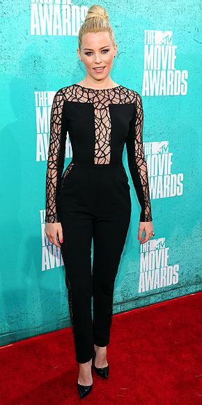 Elizabeth Banks - 2012 MTV Movie Awards