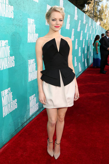 Emma Stone- 2012 MTV Movie Awards