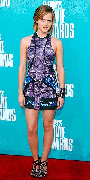 Emma Watson - 2012 MTV Movie Awards