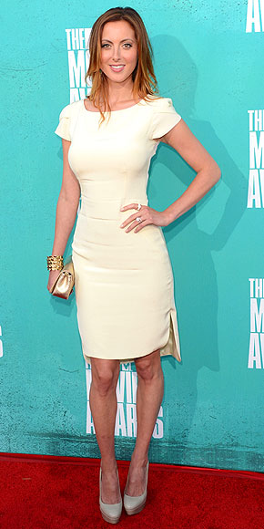 Eva Amurri - 2012 MTV Movie Awards