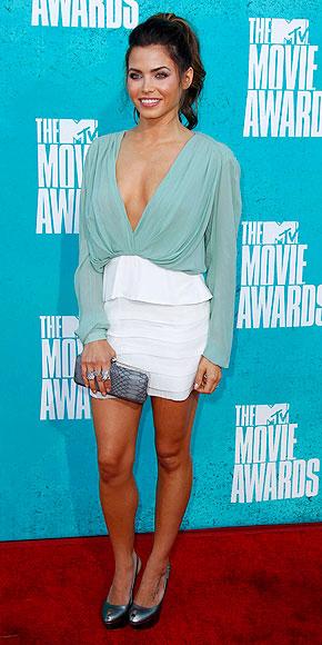 Jenna Dewan - 2012 MTV Movie Awards