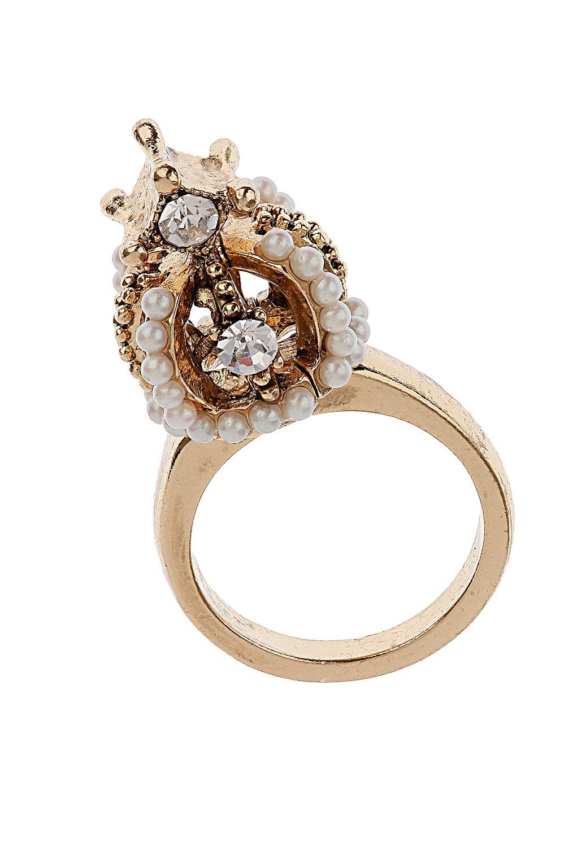 Topshop - Jubilee Crown Ring - £10.00