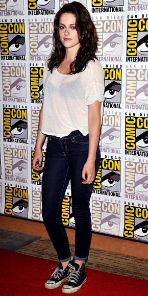 Kristen Stewart Sneakers