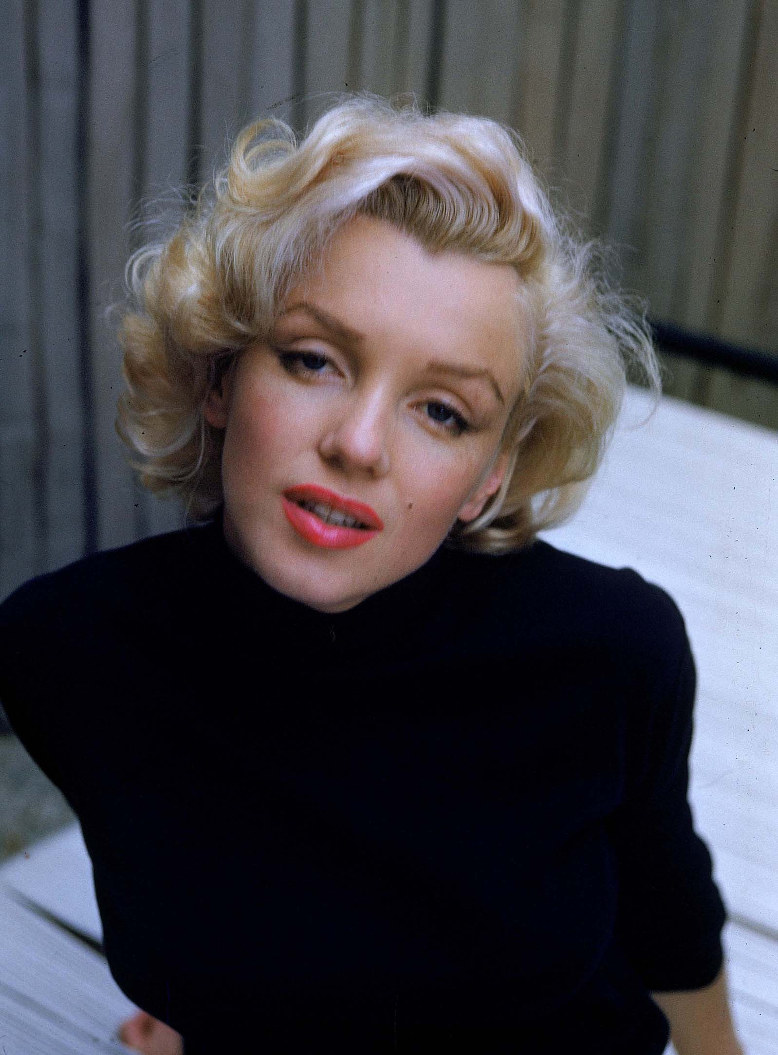 Marilyn Monroe Fashion Style