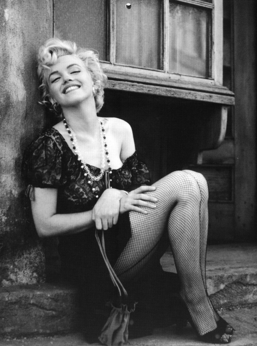 Marilyn Monroe Fashion Style | The Fashion Tag Blog