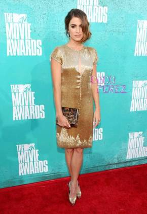 2012 MTV Movie Awards. Best & Worst Dresses