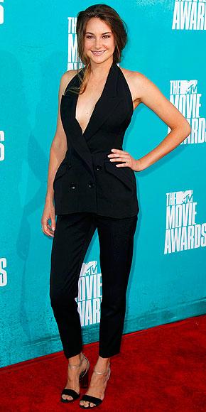 Sharlene Woodley - 2012 MTV Movie Awards