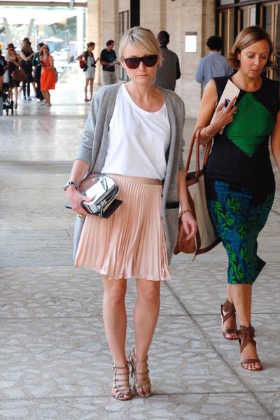 2012 Pleated Skirt