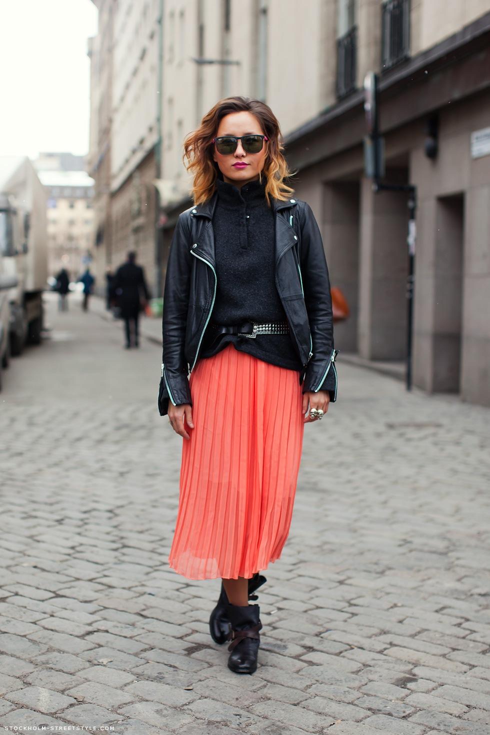 2012 Skirt Trend Pleats Please The Fashion Tag Blog