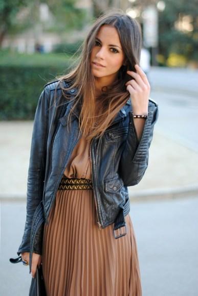 2012 Pleated Skirt - Fashion Vibe Blog