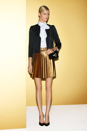 Gucci Resort 2012 - Pleated Skirt