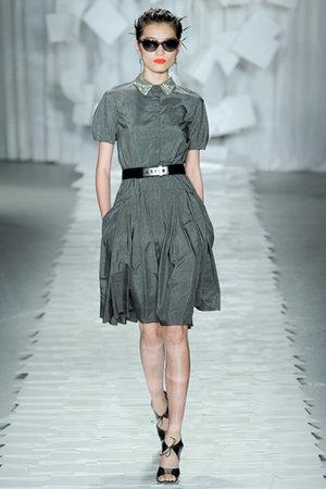 Jason Wu Spring 2012 - Pleated Skirt
