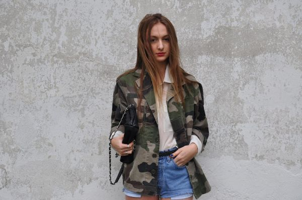 Army Jacket Image via Teenvogue