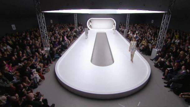 Topshop Unique - London Fashion Week, Spring 2013, through Shoot the Show