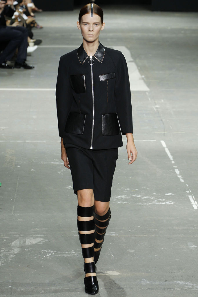 Alexander Wang 2013 Spring Collection - New York Fashion Week