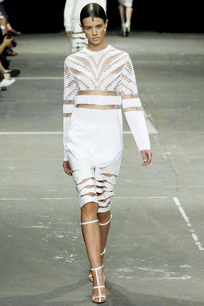 Alexander Wang 2013 Spring Collection - New York Fashion Week