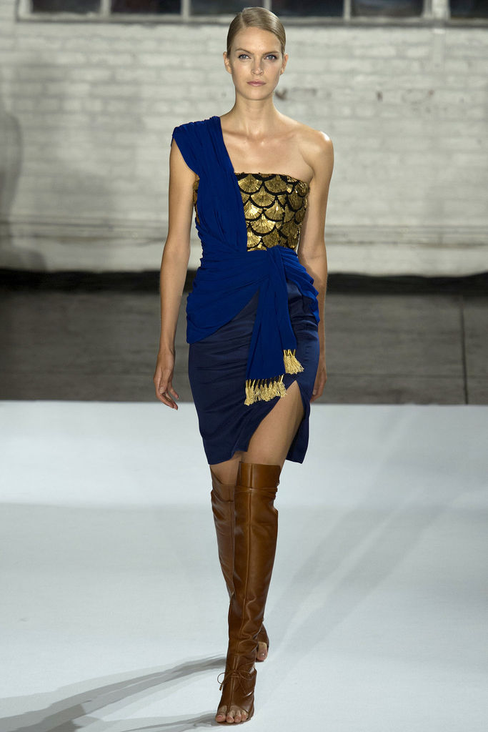 Altuzarra Spring 2013 Collection - New York Fashion Week