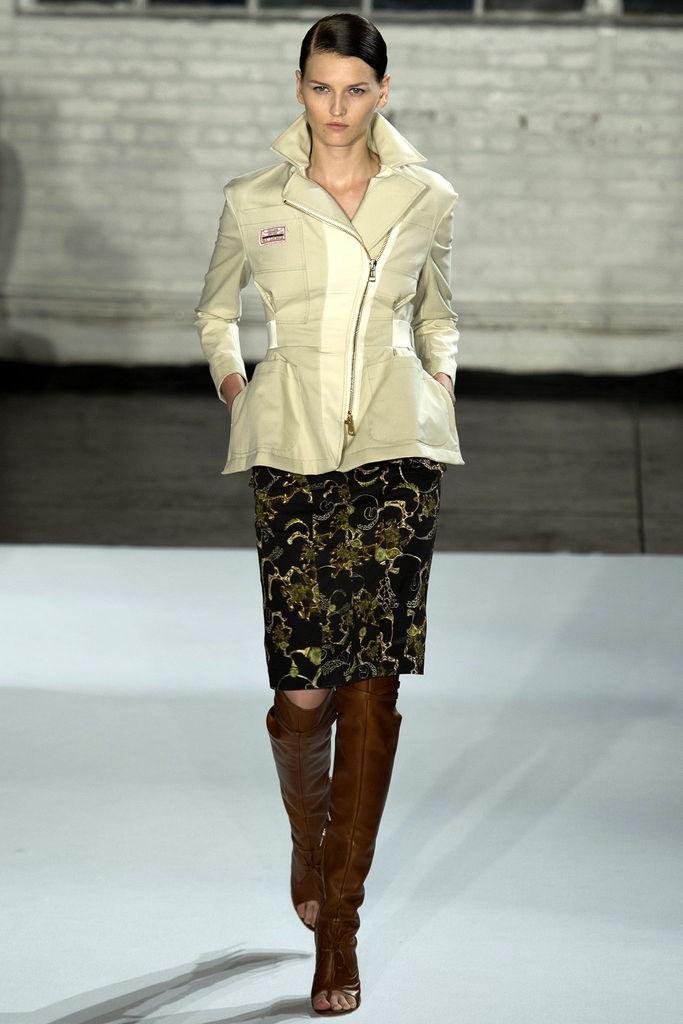 Altuzarra Spring 2013 Collection - New York Fashion Week