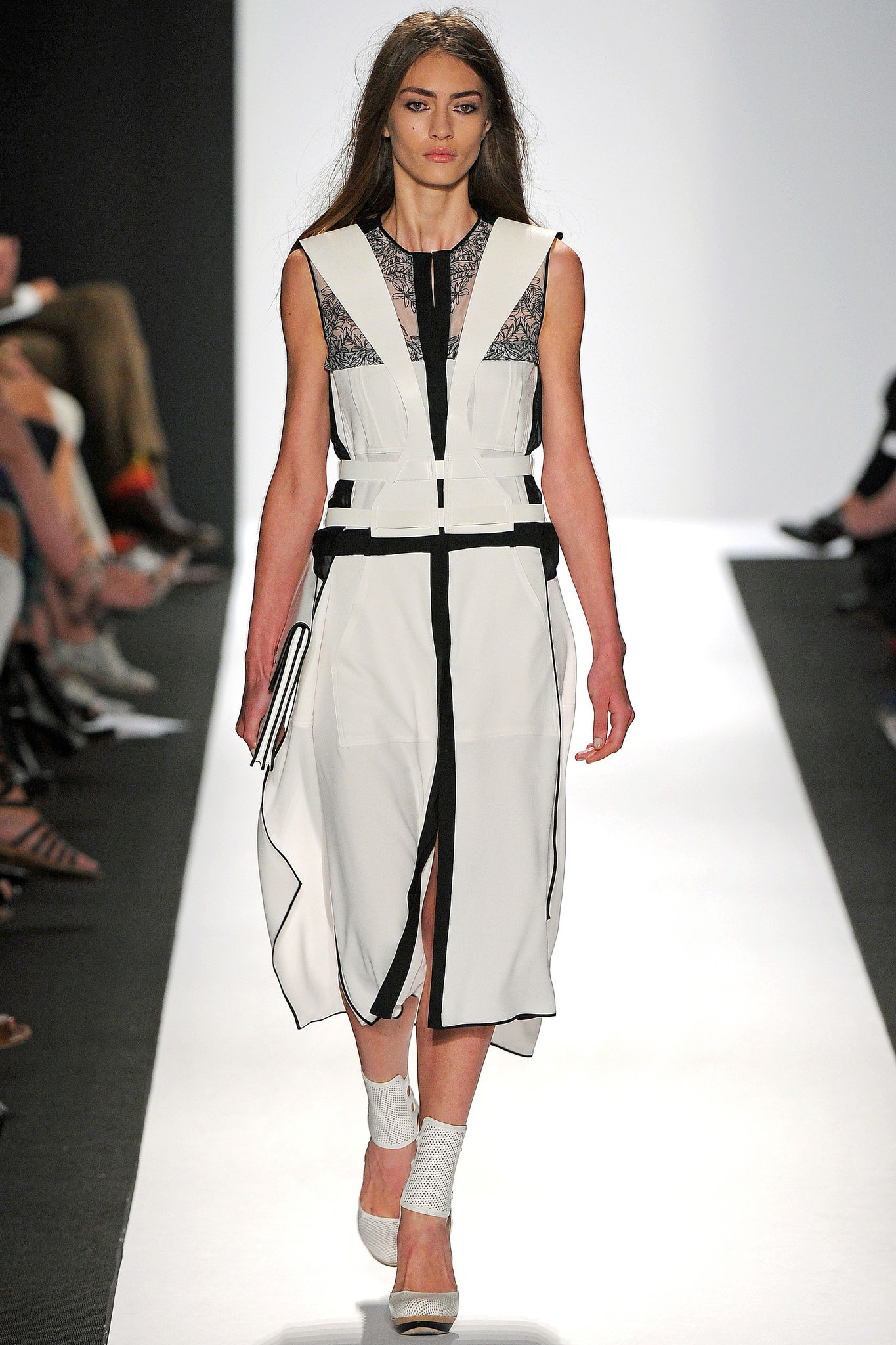BCBG Max Azria Spring 2013 Collection New York Fashion Week