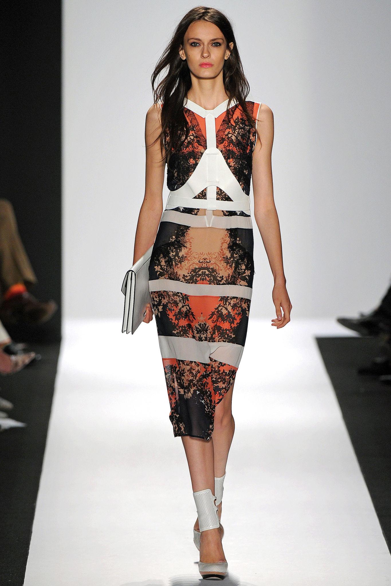 BCBG Max Azria Spring 2013 Collection New York Fashion Week