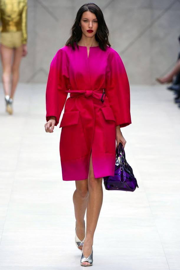 Burberry - London Fashion Week, Spring 2013