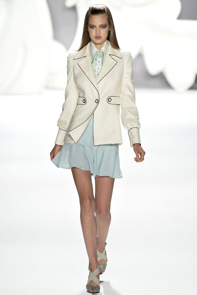 Carolina Herrera Spring 2013 Collection - New York Fashion Week