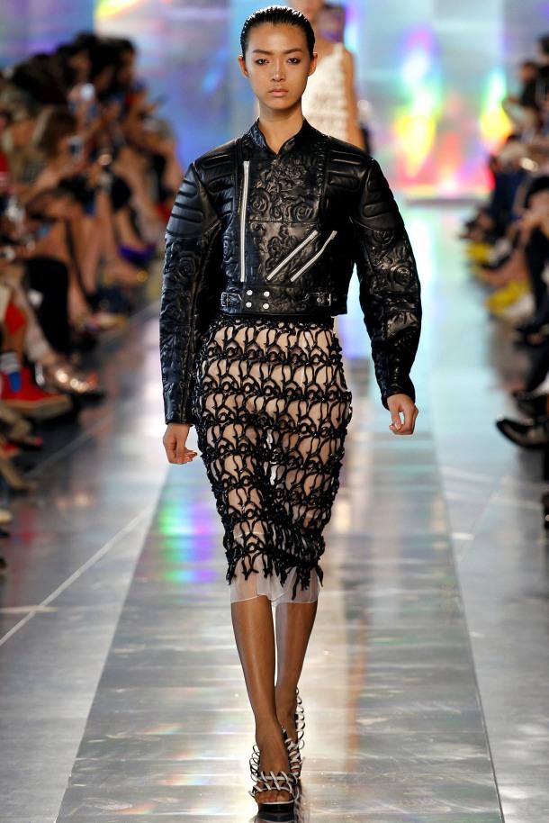 Christopher Kane - London Fashion Week, Spring 2013
