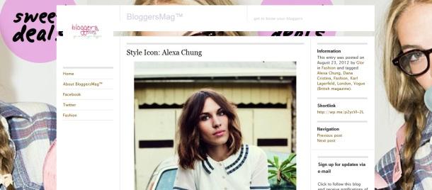 article by Dana Cristina Malaescu, fashion editor at BloggersMag