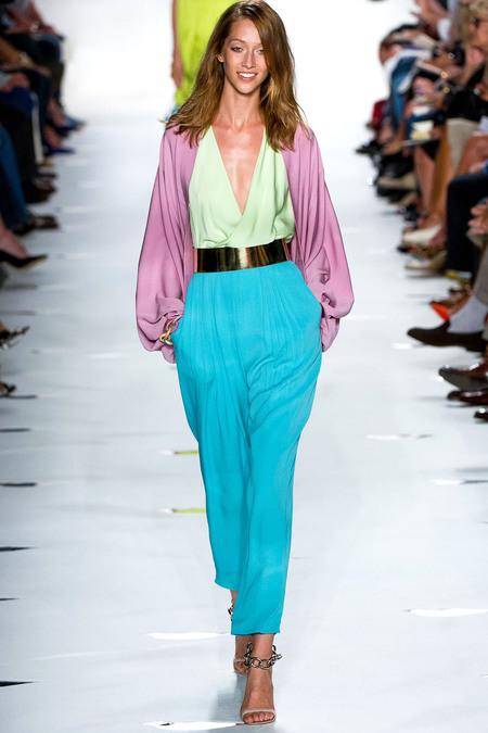 Diane Von Furstenberg Spring 2013 - New York Fashion Week