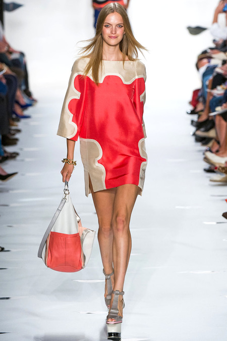 Diane Von Furstenberg Spring 2013 - New York Fashion Week