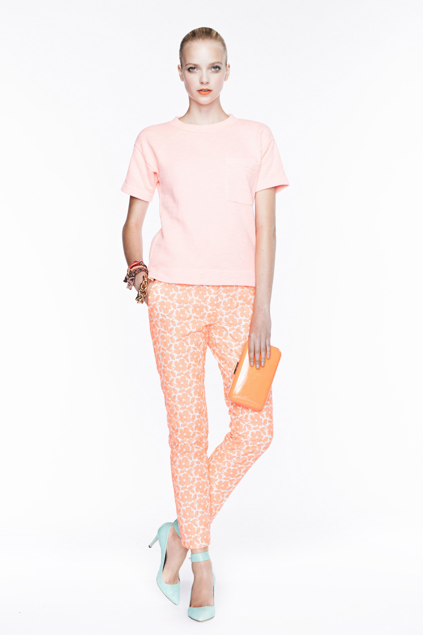 J. Crew Spring 2013 Collection New York Fashion Week