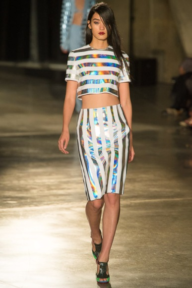 Jonathan Saunders - London Fashion Week, 2013 Spring
