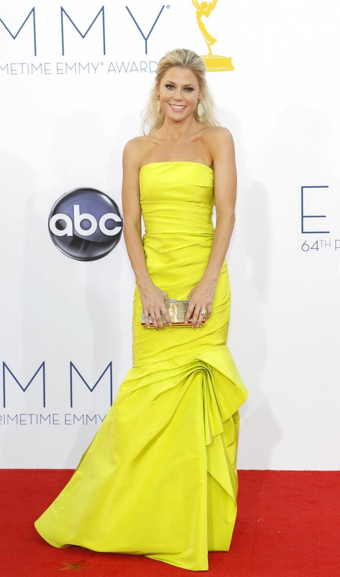 Julie Bowen - 2012 Emmy Awards Best Dressed
