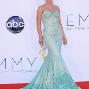 2012 Emmy Awards – See The Best Red CarpetDresses!