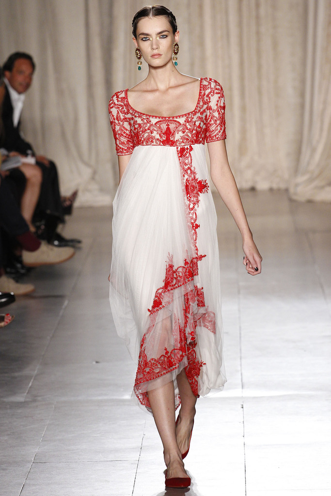 Marchesa - Spring 2013, New York Fashion Week