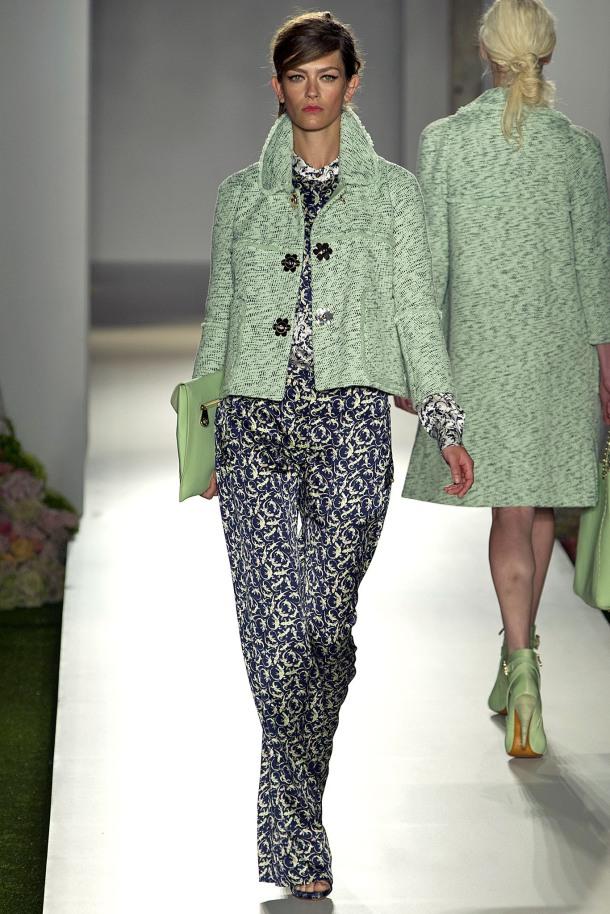 Mulberry - London Fashion Week, Spring 2013