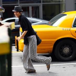 Street Style – New York Fashion Week, Spring 2013! Funky Outfits, Urban Vibe, FashionReloaded!