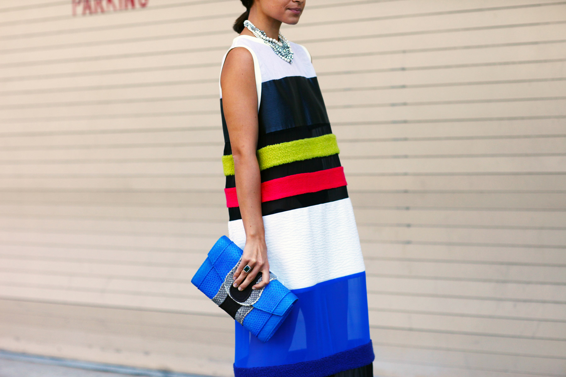 Street Style at New York Fashion Week Spring 2013