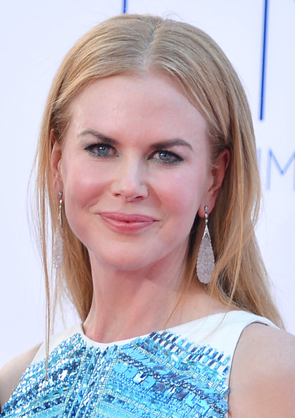 Nicole Kidman makeup & hair - 2012 Emmy Awards